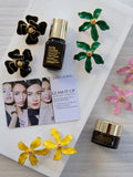 Heyjow x Estee Lauder - Dahlia Earrings in Black