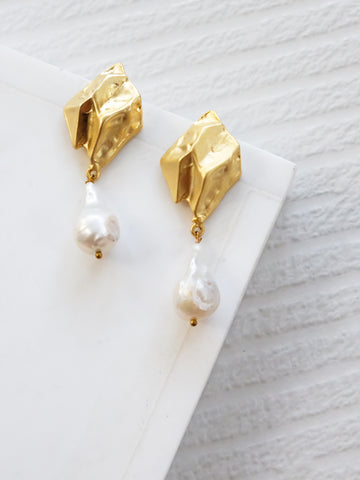 Gold Coast - Palomo Earrings