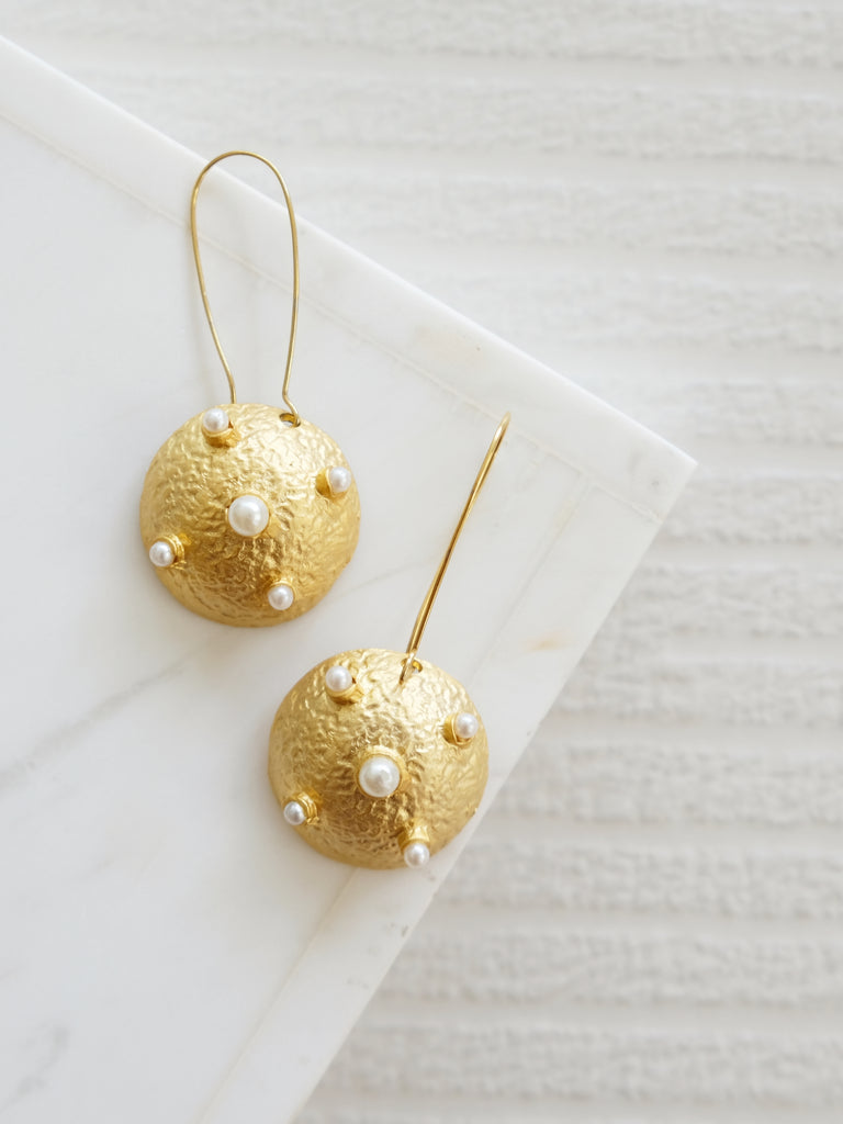 Gold Coast - Hamsini Earrings