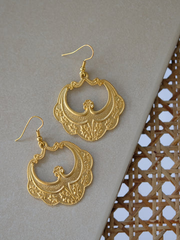 Ode to Six - Anjou Earrings