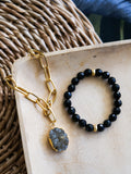 Midnight Summer Dream - Ember Bracelet Duo
