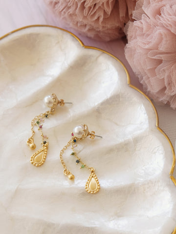 Valentine's 2020 - Adeline Earrings