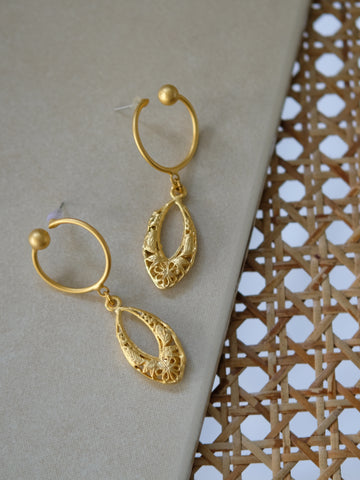 Ode to Six - Amelie Earrings