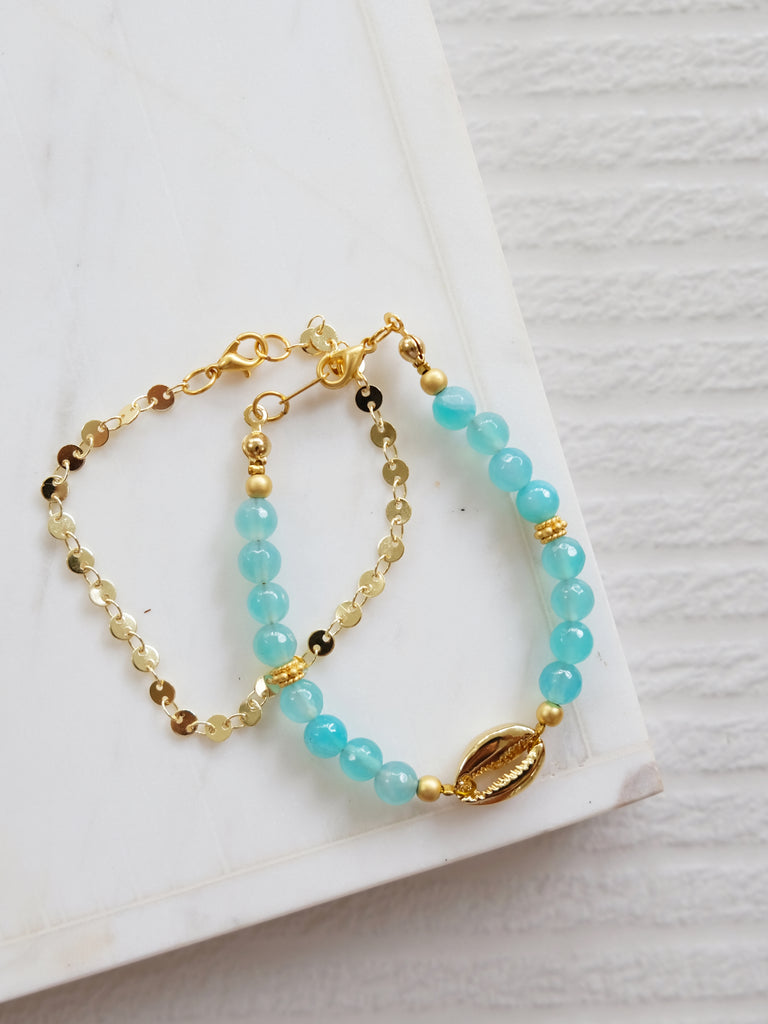 Gold Coast - Alohi Bracelet Duo