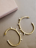V - Eurys Hoop Earrings (Large)