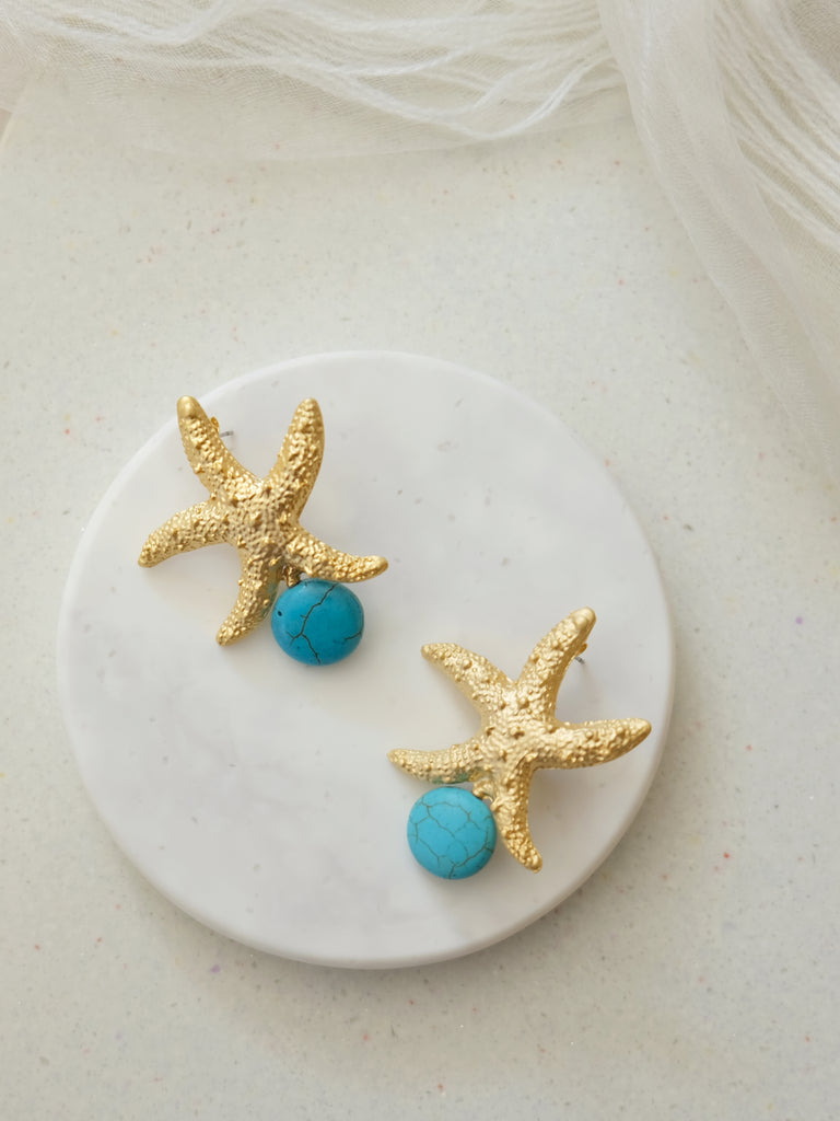 Azure Paradise - Anwar Earrings