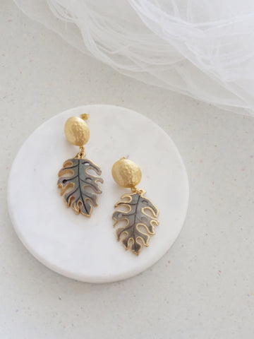 Midnight Summer Dream - Maija Earrings