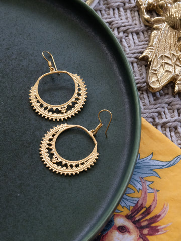 Ode to Six Holiday - Emeline Earrings