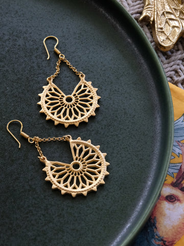 Ode to Six Holiday - Alaina Earrings