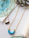 Holiday Preview - Tannen in Turquoise