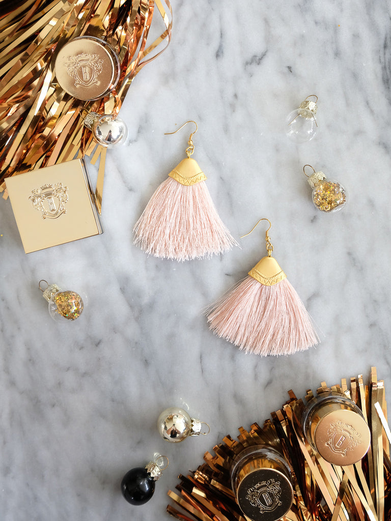 Bobbi Brown - Cabana Earrings in Nude Pink
