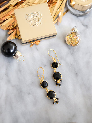 Bobbi Brown - Caviar Earrings 1