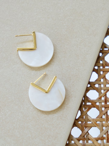 Ode to Six - Jolene Earrings