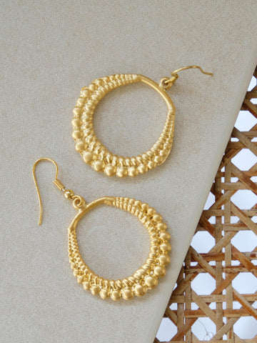 Ode to Six - Nomira Earrings
