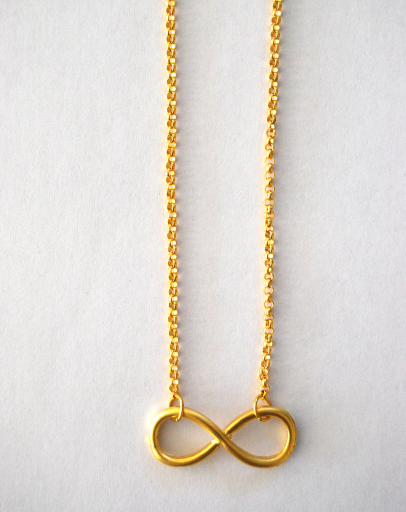 Make It Blissful - Infinity Necklace