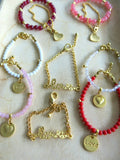 Make It Blissful - Love Letter Bracelet