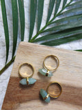 Foliage - Sprig Ring