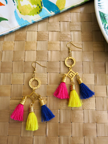Prelude to Summer - Maui Earrings