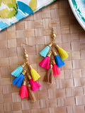 Prelude to Summer - Oahu Earrings 1
