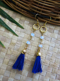 Azure Paradise - Tide Earrings