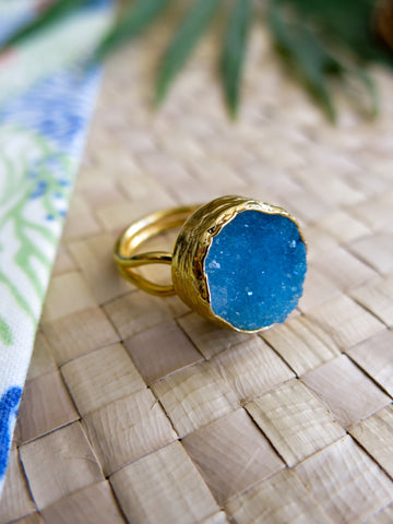 Azure Paradise - Cassis Ring