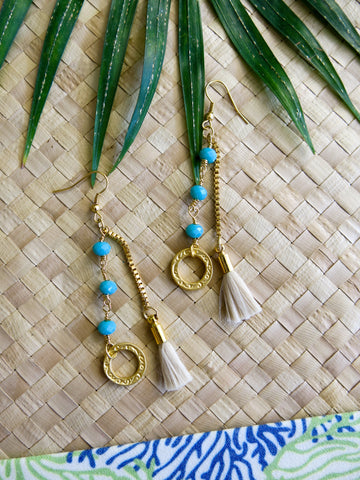 Azure Paradise - Baja Earrings