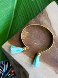 Tropical Greens - Sorrel Bangle