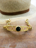 Savanna - Cala Bracelet in Onyx