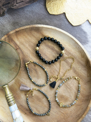 Savanna - Oryx Bracelet Set