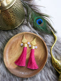 Savanna - Modena Earrings in Pink