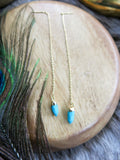 Savanna - Amal Earrings in Turquoise