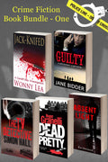 Crime Fiction Book Set Vol One