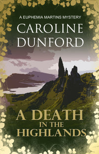 A Death in the Highlands - Accent Press