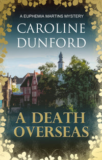 A Death Overseas - Accent Press