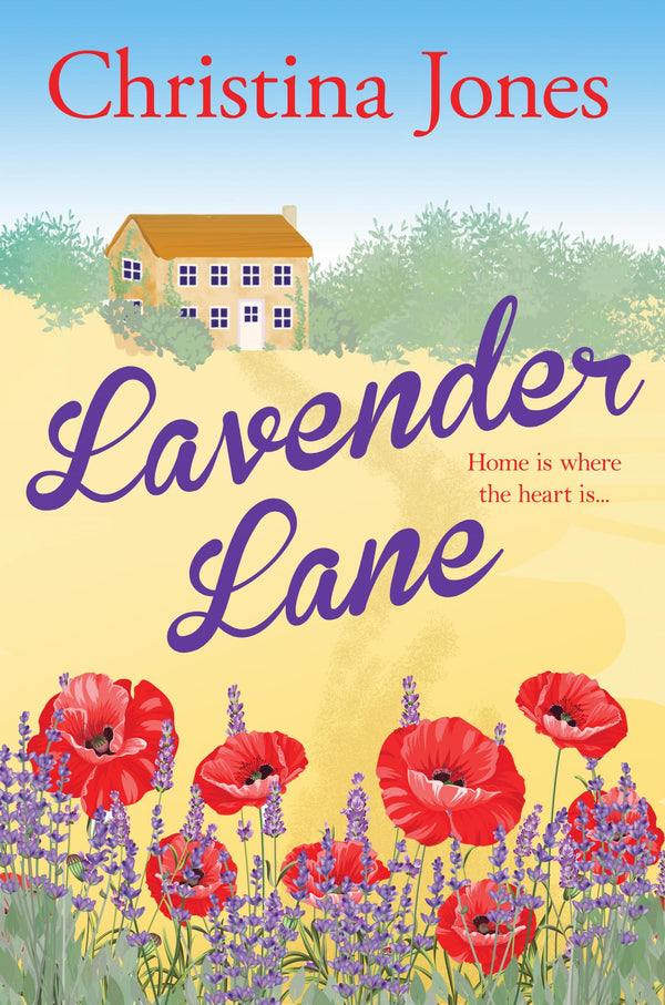 Lavender Lane - Accent Press