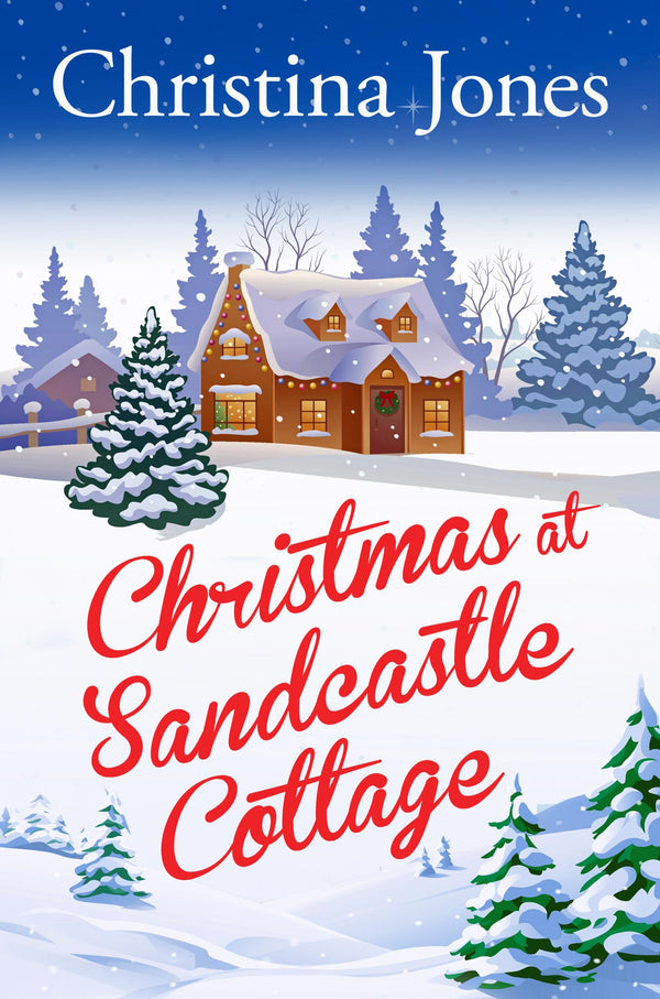Christmas at Sandcastle Cottage - Accent Press