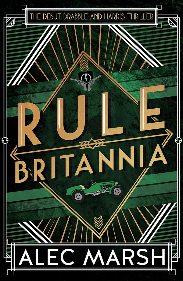Rule Britannia - Accent Press