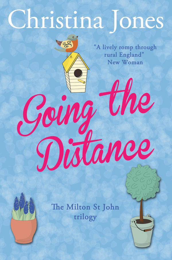 Going the Distance - Accent Press