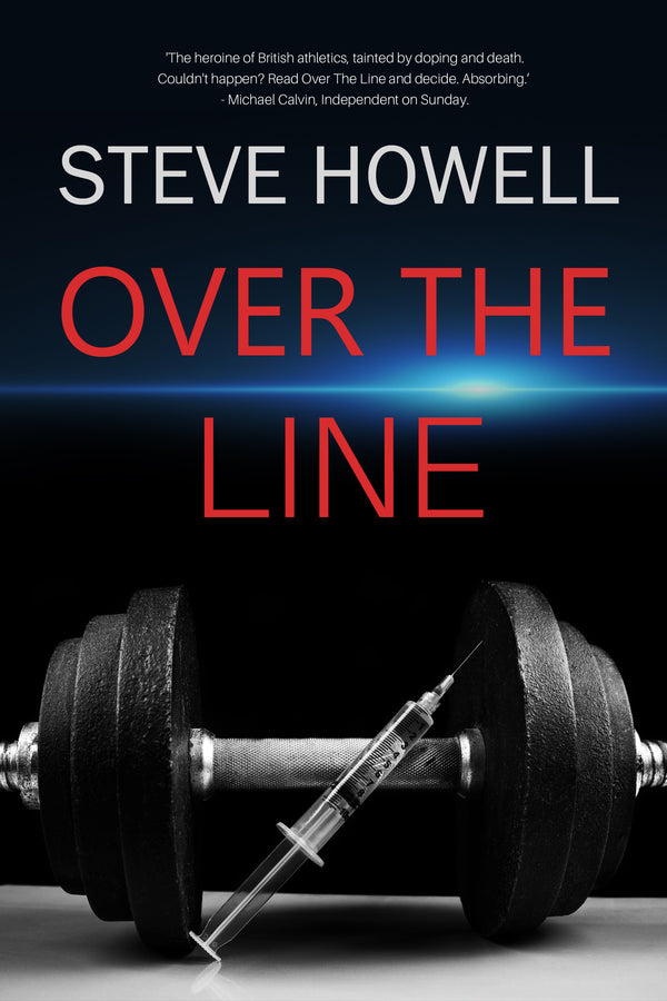 Over the Line - Accent Press