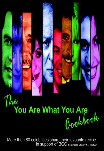 You Are What You Are Cookbook