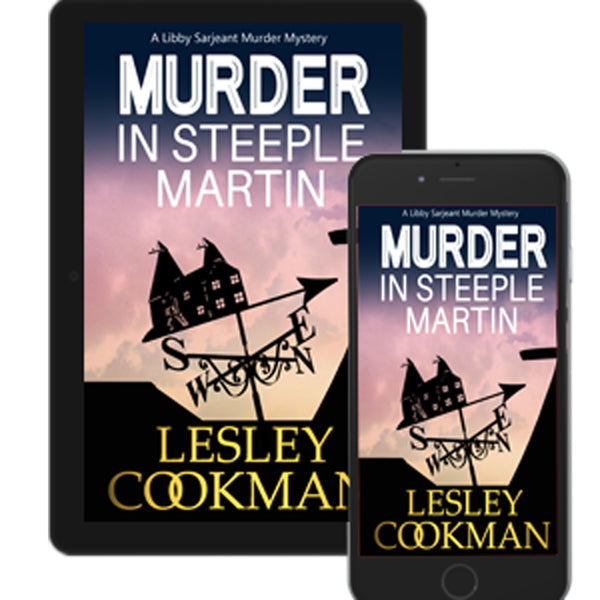 Murder in Steeple Martin - Accent Press