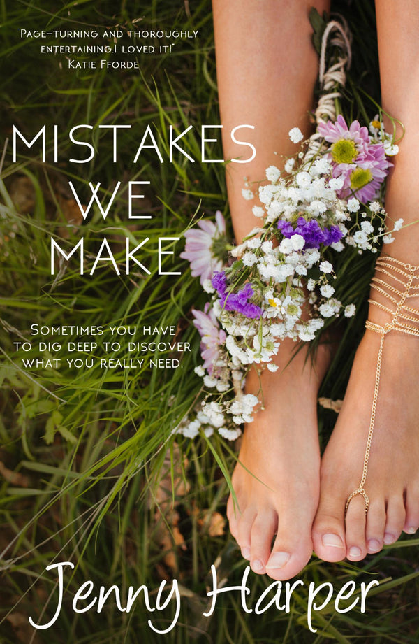 Mistakes We Make - Accent Press
