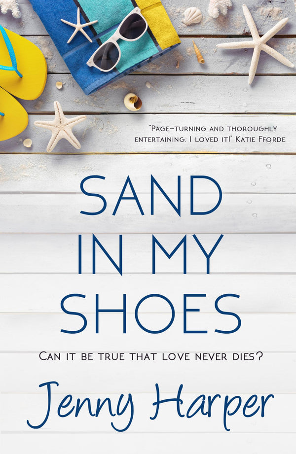 Sand in My Shoes - Accent Press