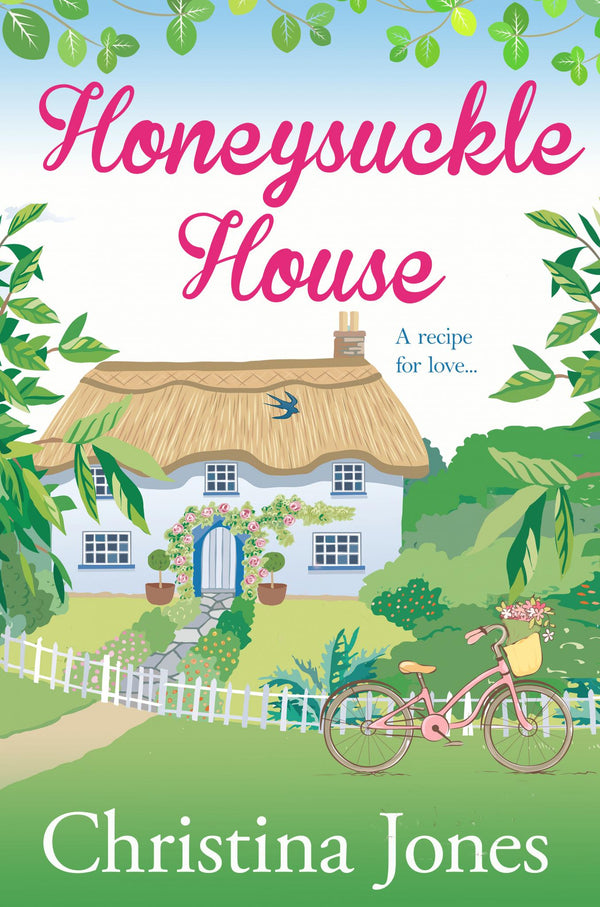Honeysuckle House - Accent Press