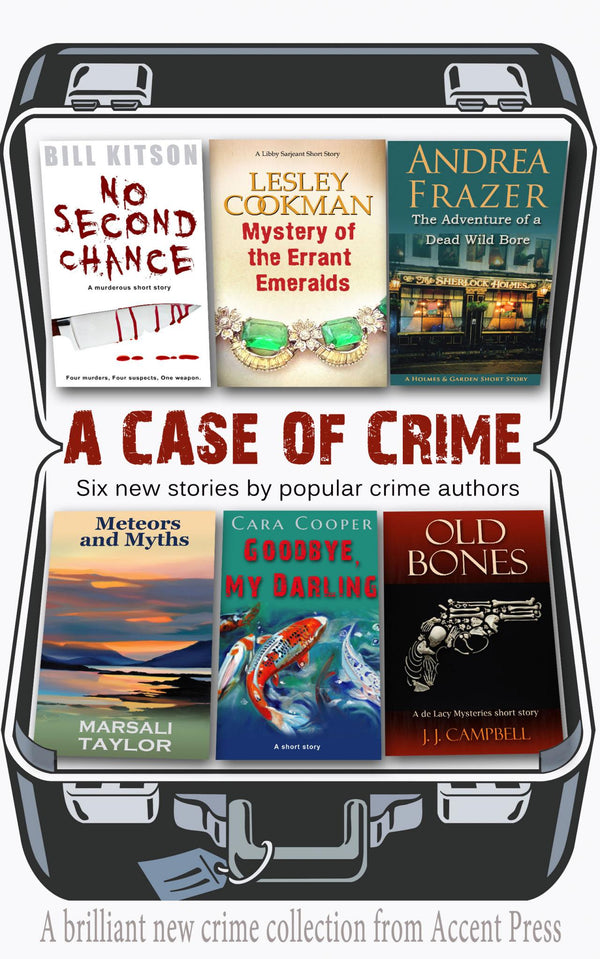 A Case of Crime - Accent Press