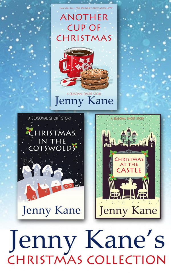 Jenny Kane's Christmas Collection - Accent Press