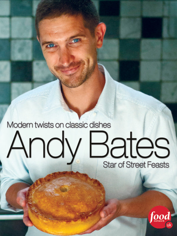 Andy Bates - Accent Press
