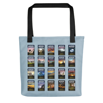 Lesley Cookman's Libby Sarjeant Murder Mysteries Tote bag