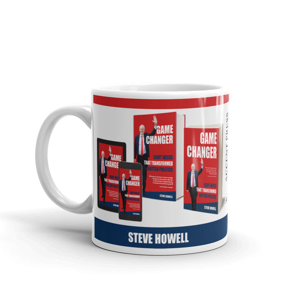 GAME CHANGER Eight Weeks That Transformed British Politics: Inside Corbyn's Election Machine Mug
