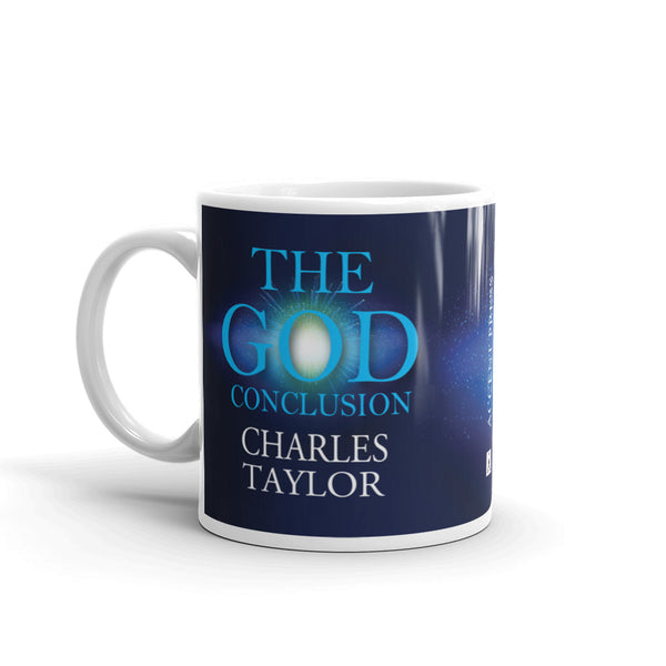 The God Conclusion by Charles Taylor Mug